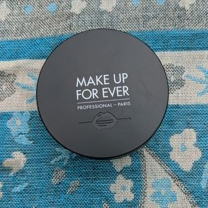 Makeup Setting powder.